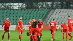 Отбори от Първа лига проявяват интерес към футболистите на Пирин