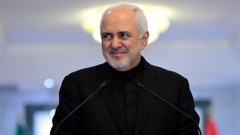 Зариф се отметна от думите си за преговори със САЩ за ракетната програма на Иран