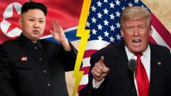 """Северна Корея отговори на """"лудото куче"""" Доналд Тръмп"""