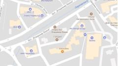 """Част от столичния бул. """"Владимир Вазов"""" е затворена до 14 януари"""