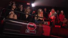 Първото 5D кино за възрастни отвори врати в Амстердам
