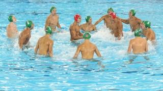 България е на 14-о място на европейското първенство по водна топка в Бургас