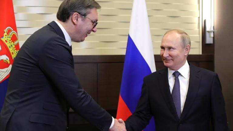 """Путин скастри България, че бави """"Турски поток"""""""