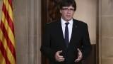"""Мадрид предупреди лидера на Каталуния """"да не върши нищо необратимо"""""""