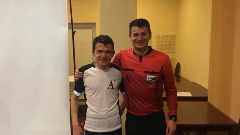 Бившият служител на ТОПСПОРТ и настоящ на Livesport.bg - Димитър