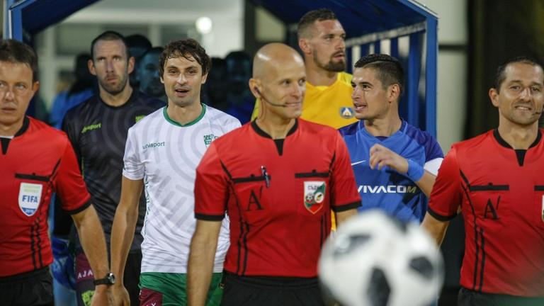 Райнов: Готов съм да играя в Левски!