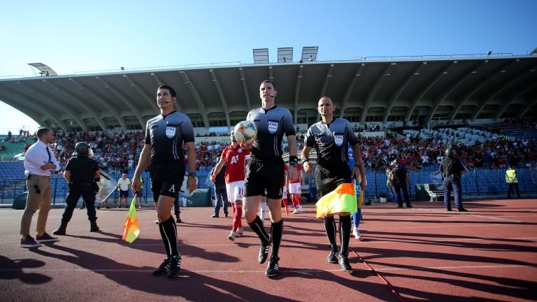 Георги Кабаков ще ръководи Левски - ЦСКА