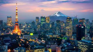 Залезът на финансово Токио в страната на изгряващото слънце