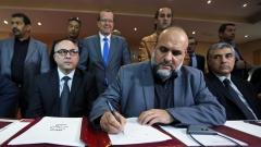 Либия с ново правителство на националното единство