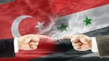 """Сирия плаши Турция с """"пълномащабна война"""" като отговор на агресия"""
