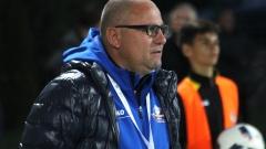 Отбор от Първа лига остана без треньор!