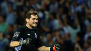 """Рекорд, блестящ Касияс и първо място за Порто в """"групата на Челси"""" (ВИДЕО)"""