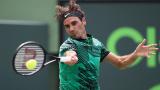 Роджър Федерер с 41-а победа от 45 мача през сезона