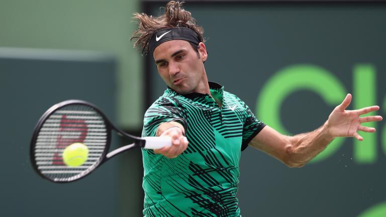 Федерер с 41-а победа от 45 мача през сезона