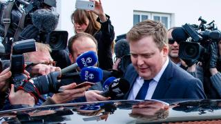 """Първа """"жертва"""" на Panama Papers – исландският премиер подаде оставка"""