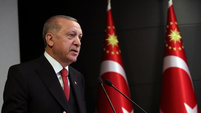 Ердоган мечтае за нова Османска империя