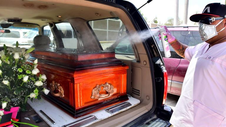 Мексико регистрира повече от 30 000 смъртни случая от COVID-19