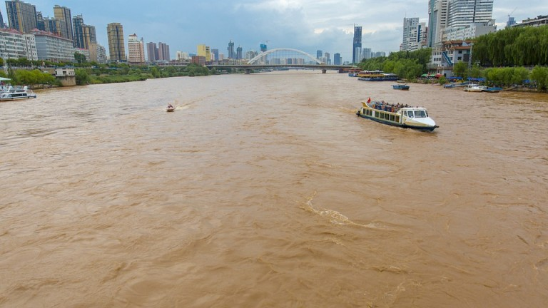 10-те реки, замърсяващи най-много Световния океан