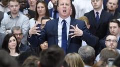 Камерън зове младите британци да гласуват срещу Brexit