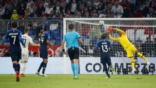 Сблъсъкът на гигантите между Германия и Франция не излъчи победител