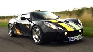 Екология и спорт: Lotus Exige 265E