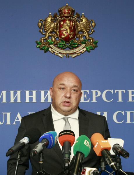 Кралев: България не е сред държавите с най-много спортисти, уличени в употреба на допинг