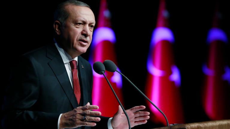 Турция повишава минималната работна заплата с 26% от 2019 г.