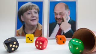 Германските социалдемократи изостават от консерваторите на Меркел