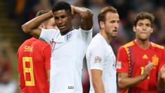 Англия без своя капитан срещу Швейцария