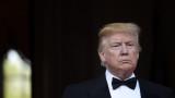 """Тръмп пред принц Чарлз за климата: САЩ са """"чисти"""""""