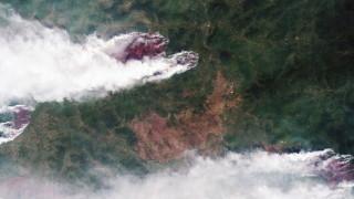 И шамани гасят горските пожари в Сибир