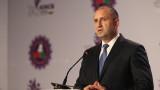 Силен съюзник за постигане на национални цели вижда Радев в КНСБ