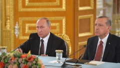 """Турция и Русия подписаха за """"Турски поток"""""""