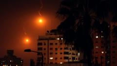 Израел удари по цели на Хамас в Газа