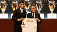 Реал (Мадрид) представи бразилец