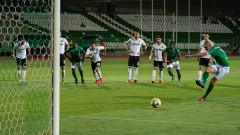 Голове на Камбуров за Берое приключиха с надеждите на Славия за Лига Европа