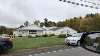Мъж откри огън в църквата в Ню Хемпшир