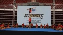 За шеста поредна година ММС е организатор на Европейската седмица на спорта #BeActive за България