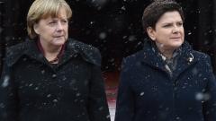 Меркел и Шидло: Рано е да говорим за отмяна на санкциите срещу Москва