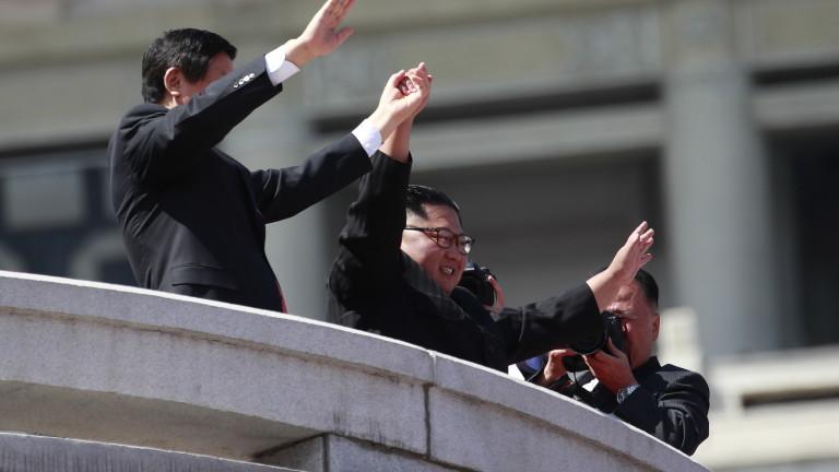 Северна Корея се похвали с WiFi услуга за мобилни устройства