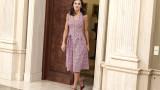 Кралица Летисия, гащеризон Mango и цената на дрехите й