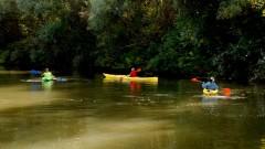 Водни приключения оживяват реката на Града под тепетата