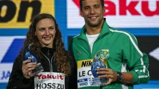 Хосшу и Ле Кло избрани за №1 на световното по плуване