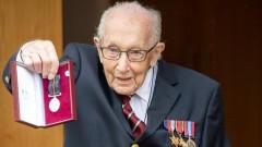 100-годишният герой на Великобритания