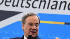Изборът на консерваторите в Германия е Армин Лашет