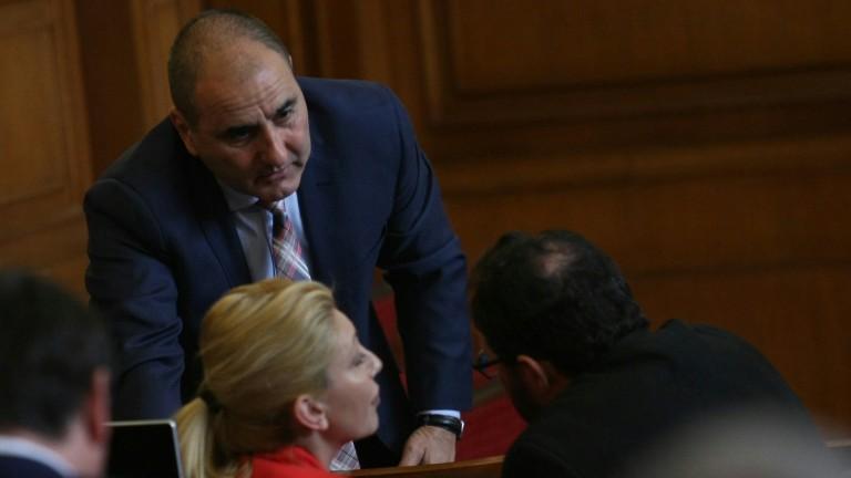 От ГЕРБ критикуват исканията на Лозан Панов за промени в съдебната власт