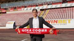 Джарета: ЦСКА е известен в цял свят, благодаря на семейство Ганчеви