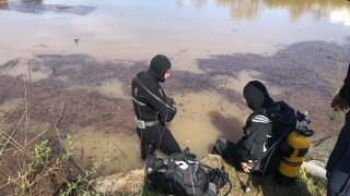 Пожарна и водолази източват микроязовир над Павел баня