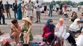 Европейците силно надценяват числеността на мюсюлманите в страните си
