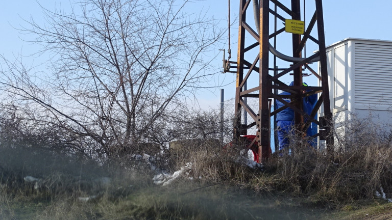 Пуснаха тока в село Мугла